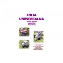 Folia Przeciwdeszczowa do Wózków Uniwersalna