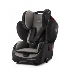 Recaro Fotelik Young Sport Hero Carbon Black 9-36kg