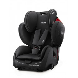 Recaro Fotelik Young Sport Hero Performance Black 9-36kg