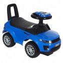 Baby Mix Pojazd Jeździk Niebieski SUV