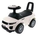 Baby Mix Pojazd Jeździk SUV Biały
