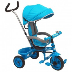 Baby Mix Rowerek Trójkołowy ECOTRIKE LIGHT BLUE