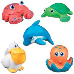 MUNCHKIN Zabawki do Kąpieli 5szt