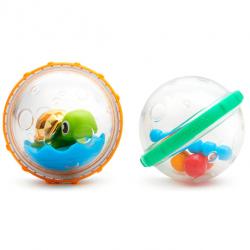MUNCHKIN Zabawka Kąpielowa Wodne Zwierzątka w Kuli