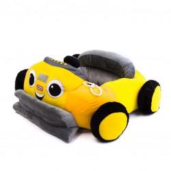 Little Tikes Pluszowe Auto żółte Cozy Dirt Digger