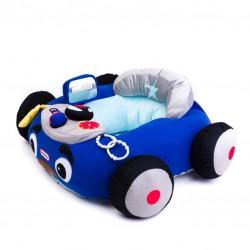 Little Tikes Pluszowe Auto Niebieskie Patrol Cozy Coupe