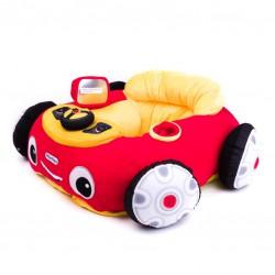 Little Tikes Pluszowe Auto czerwone Cozy Coupe