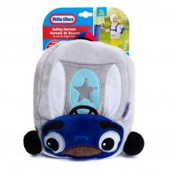 Little Tikes Szelki Bezpieczeństwa z Plecakiem Auto niebieski