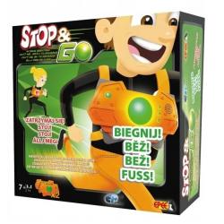 EPEE Gra Stop&Go Wyścig Agentów