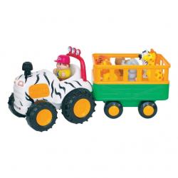 DUMEL DISCOVERY Traktor Safari Interaktywny
