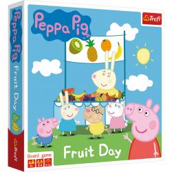 TREFL GRA Świnka PEPPA FRUIT DAY