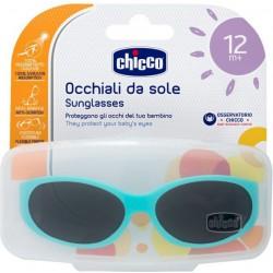 CHICCO Okulary Przeciwsłoneczne BOY LITTLE SHARK elastyczne