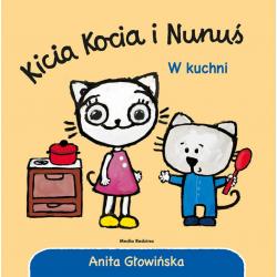 KICIA KOCIA i Niuniuś W Kuchni