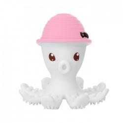 Mombella Gryzak/Zabawka Ośmiornica Pink