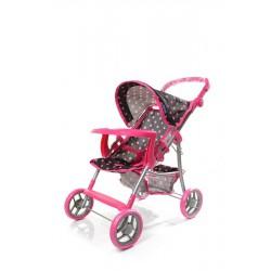 Baby Mix Wózek Spacerowy dla Lalek