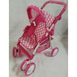 Baby Mix Wózek dla Lalek Spacerowy