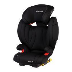 BabySafe Saluki Black Fotelik Samochodowy 15-36kg