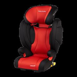 BabySafe Fotelik Samochodowy Saluki Red Black 15-36kg