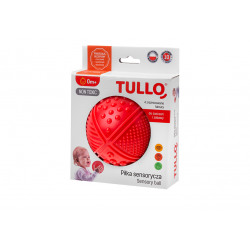 TULLO Piłka Sensoryczna 4 Faktury