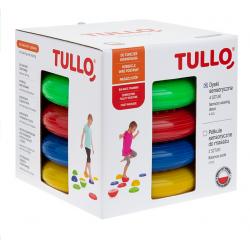 TULLO Dyski Sensoryczne 4szt