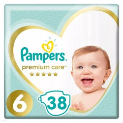 Pampers Pieluszki PC 6...