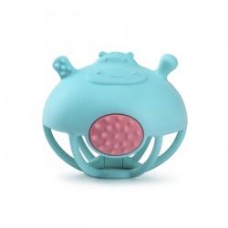 Gryzak Wielofunkcyjny HIPOPOTAM Blue SMILY MIA