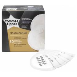 TOMMEE TIPPEE Wkładki Laktacyjne Profilowane 50szt
