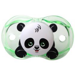 RaZ Baby Smoczek uspokajający Miś Panda