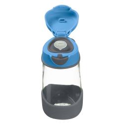 B.BOX Sportowa butelka tritanowa 450ml. BLUE SLATE