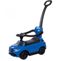 Jeździk MERCEDES BENZ GLE 63 AMG Niebieski Z Rączka