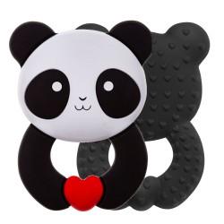 AKUKU Gryzak Silikonowy PANDA